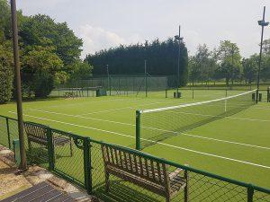Tennis court Ardencote