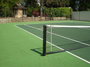 Tennis court norfolk