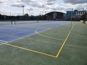 MCS sports courts / MUGAs